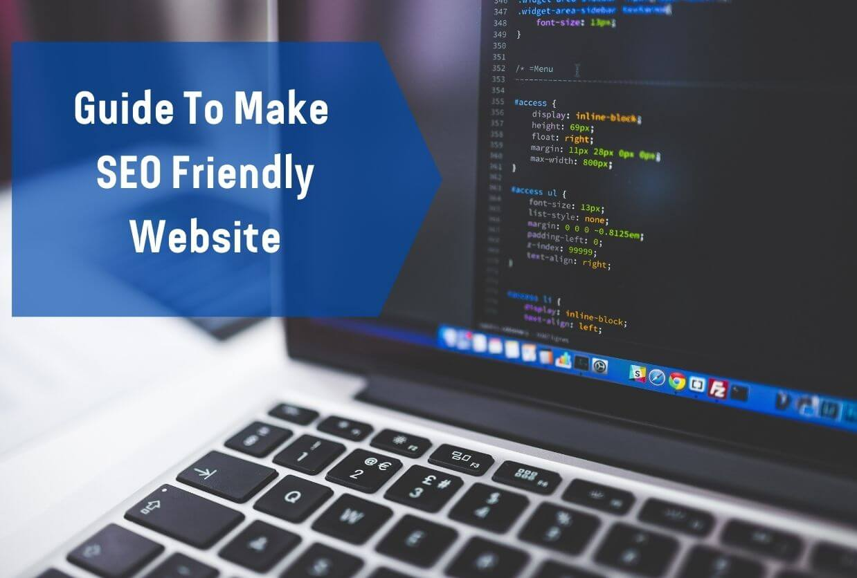 Guide to make SEO friendly Website