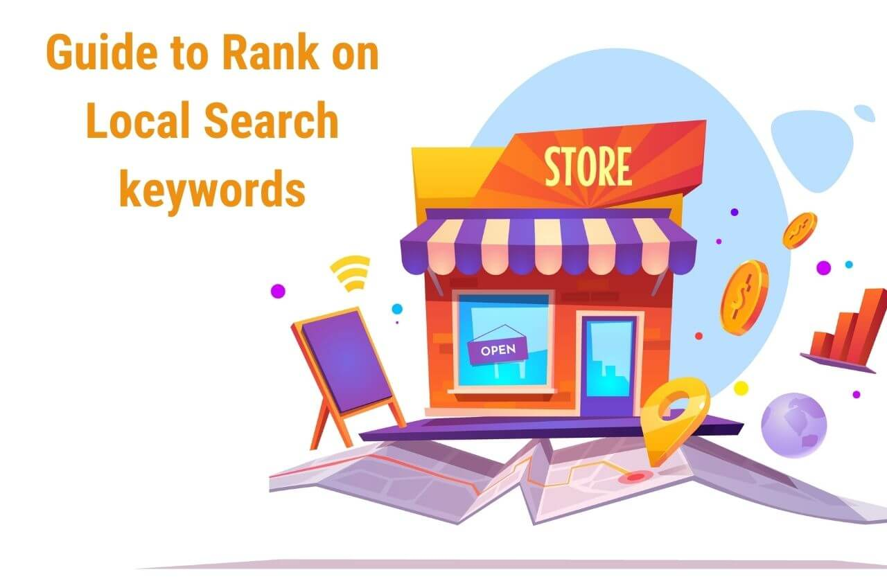 Guide to rank local search keywords