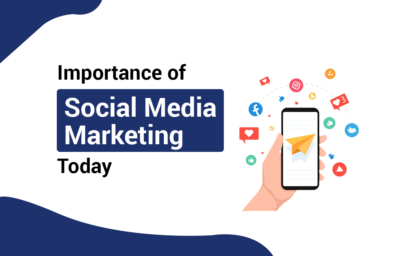 Why Social media marketing is important for every business