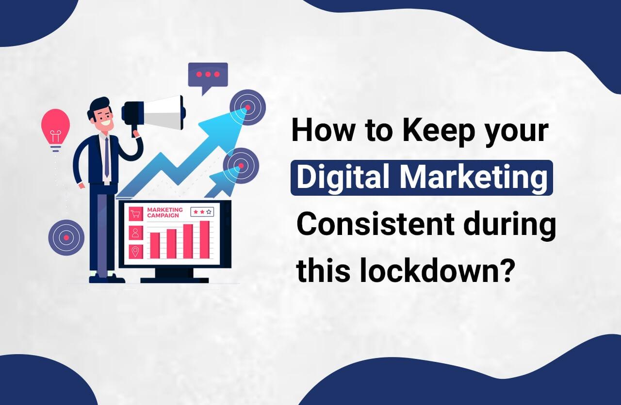 marketing during lockdown