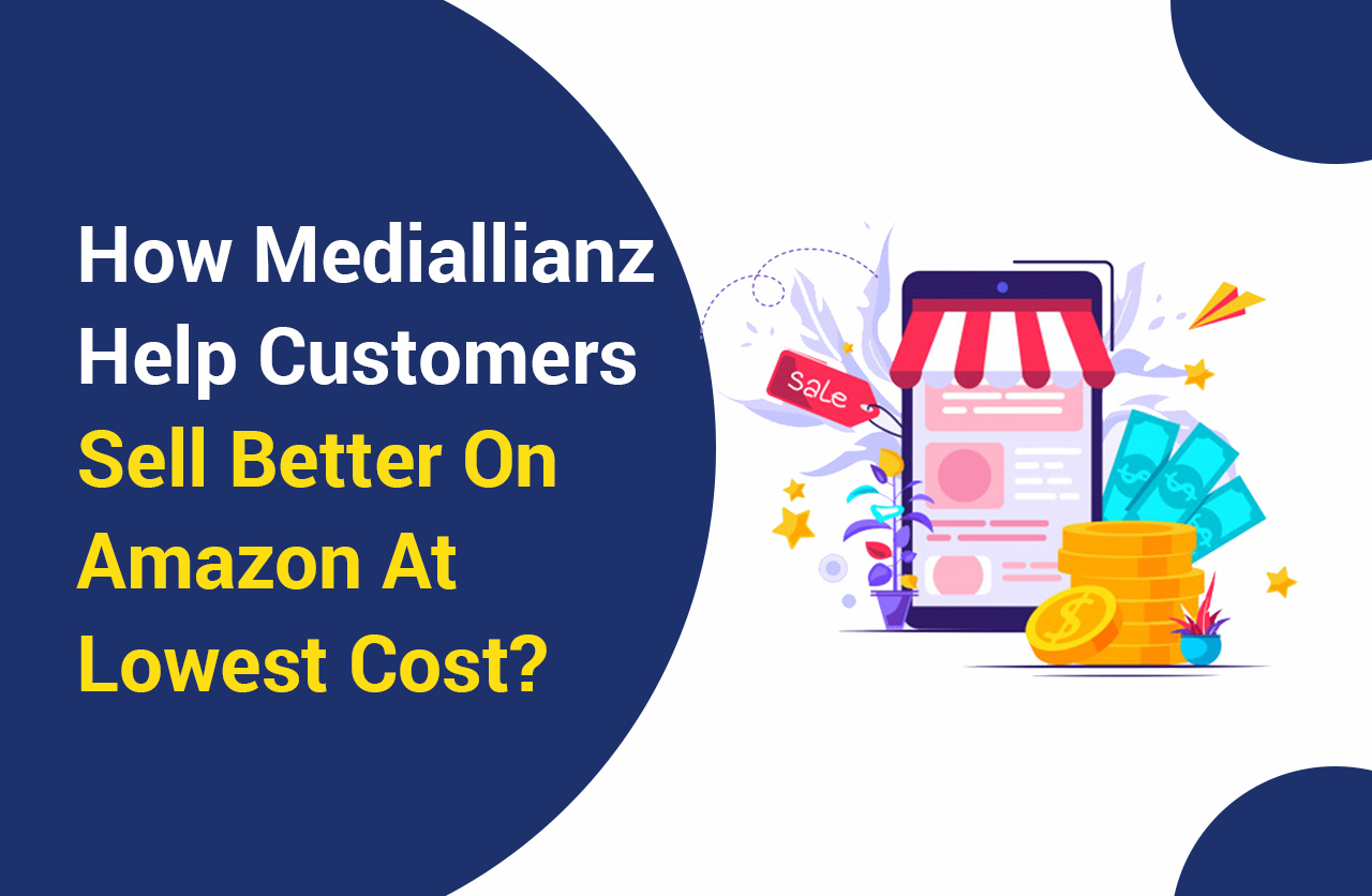 How to sell on Amazon with the help of  Medialliazn