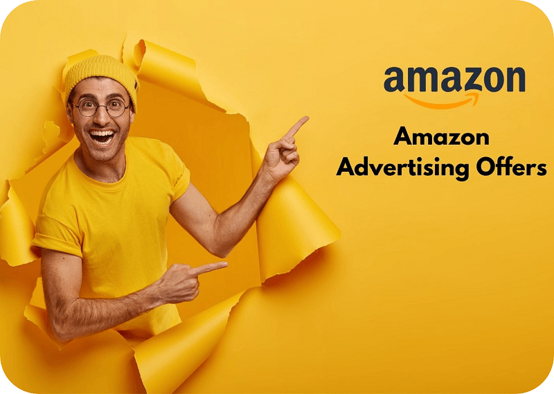 Amazon Advertising offers