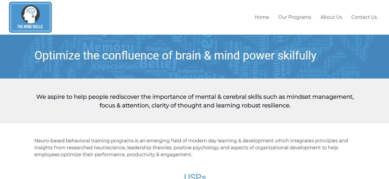 The Mind Skills